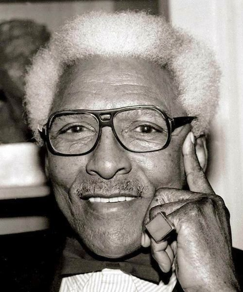 """To be afraid is to behave as if the truth were not true. ""   Bayard Rustin: gay rights advocate, pacifist, Quaker. MLK's adviser."