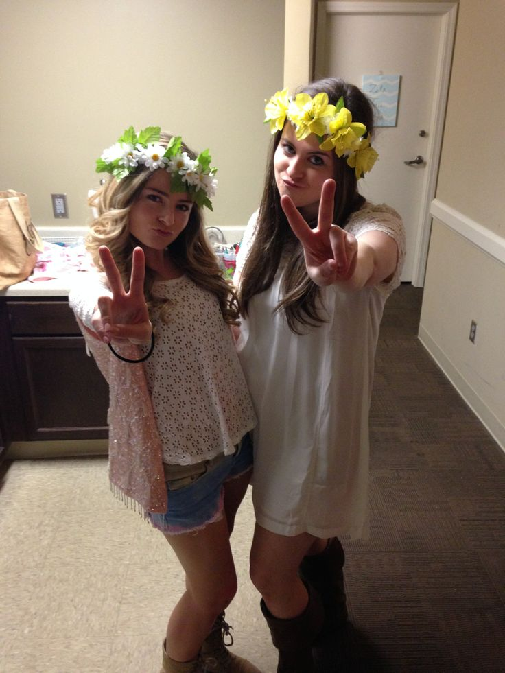 Homemade flower crowns #crafts #aoii Lol me and KT are on pinterest. #srat