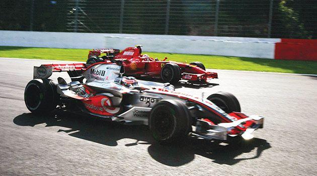 McLaren/Ferrari
