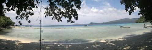 gapang beach, sabang, aceh, indonesia