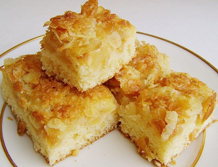 Blitz Mandelkuchen, ein gutes Rezept aus der Kategorie Kuchen. Bewertungen: 15. Durchschnitt: Ø 3,9.
