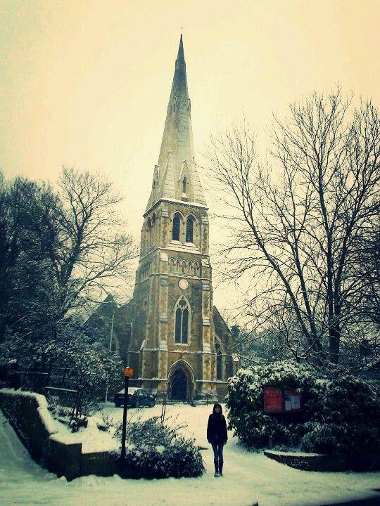 Church Hamstead London