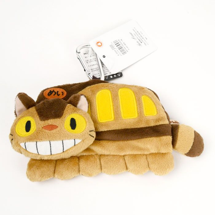 Totoro: Catbus Purse