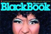Nicki Minaj in BlackBook