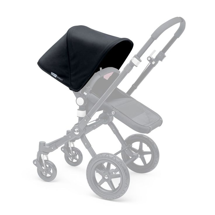 The Bugaboo Cameleon 3 Sun Canopy offers SPF50+ protection against direct sunlight and harmful UV rays. £59.99