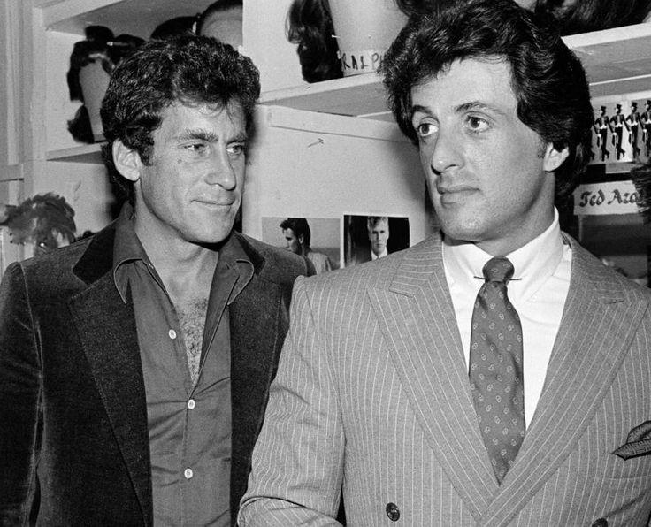 Paul Michael Glaser & Sylvester Stallone