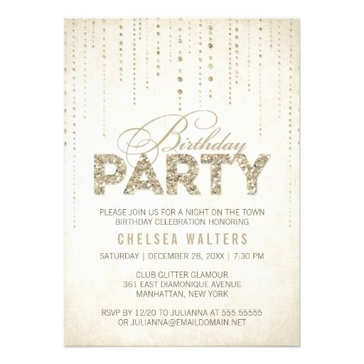 30 best 40th birthday images on pinterest | birthday party ideas, Birthday invitations