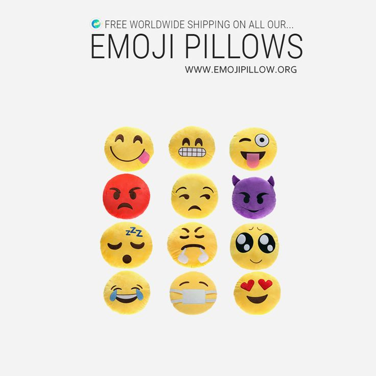 We give away 25 emoji pillow sets a month on Instagram! To enter, take a photo making your best emoji face & mention @_www.emojipillow.org_  http://www.emojipillow.org #emoji #win #giveaway