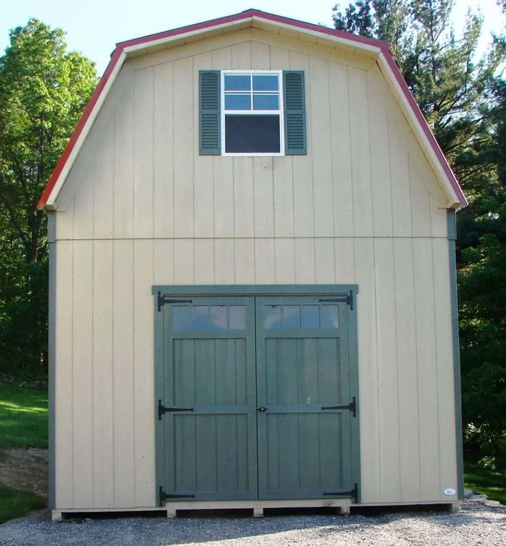 Best 25 gambrel ideas on pinterest gambrel roof for Gambrel style shed