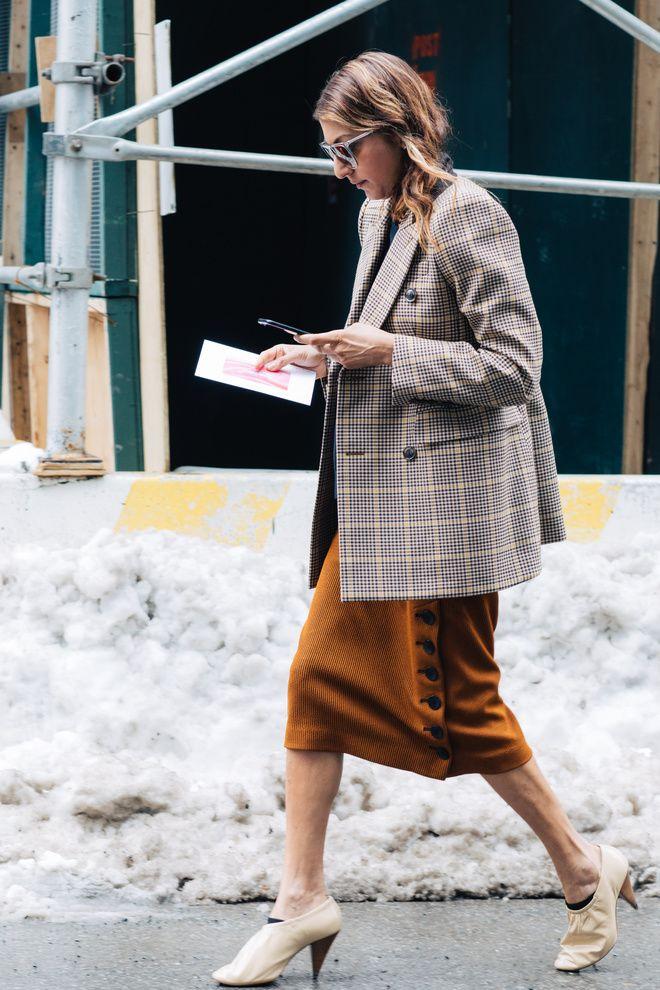 street style new york fashion week