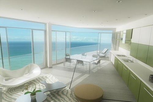 Own a beach condo!