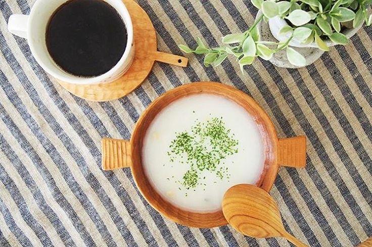 身も心もあったまるスープが恋しい季節です皆さんどんなスープボウル使ってる