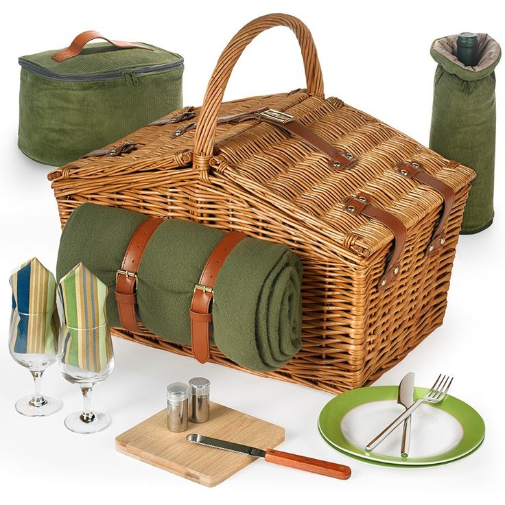 Picnic Basket for Two - $225.00