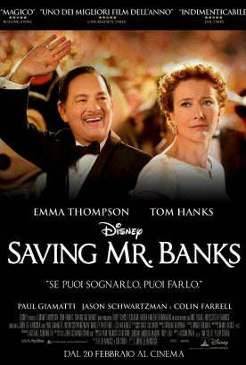 Saving Mr. Banks - Film (2013)