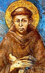 Francesco d'Assisi - Santo - 1181/1226