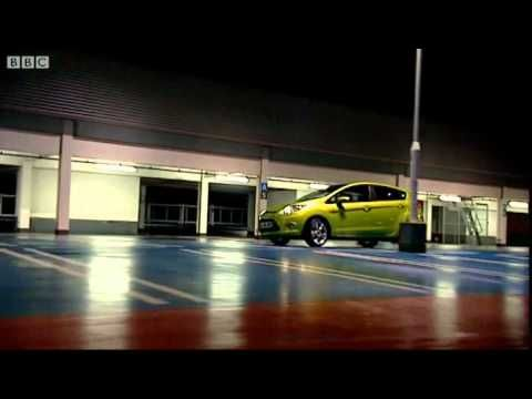 Ford Fiesta shopping centre chase - Top Gear - BBC