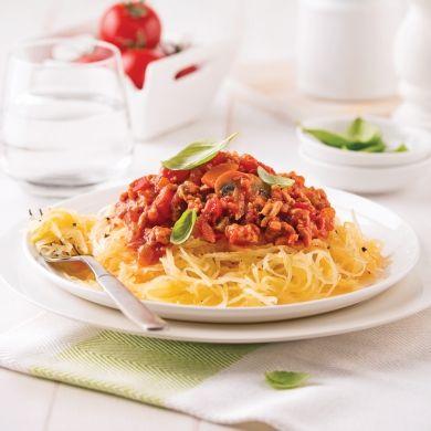 Sauce à spaghetti au poulet - Recettes - Cuisine et nutrition - Pratico Pratique