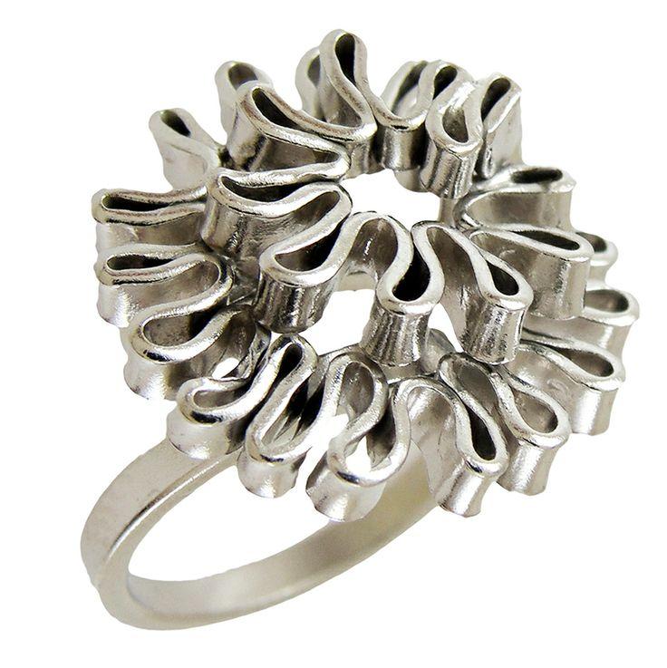Emmanuela.gr - Handmade Jewelry - Rings :: Sterling Silver Pinky ring