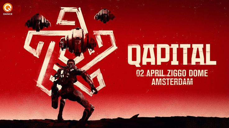 QAPITAL 2016 | Official Q-dance Trailer