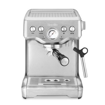 Breville Infuser Espresso Maker #williamssonoma