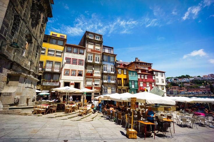 Aschenputtel am goldenen Fluss  - via Tages Anzeiger 04.07.2016 | Portos Altstadt ist eine Schönheit aus einer anderen Zeit. Doch jetzt wandelt sich die Bröckelnde so deutlich, dass man zuschauen kann.
