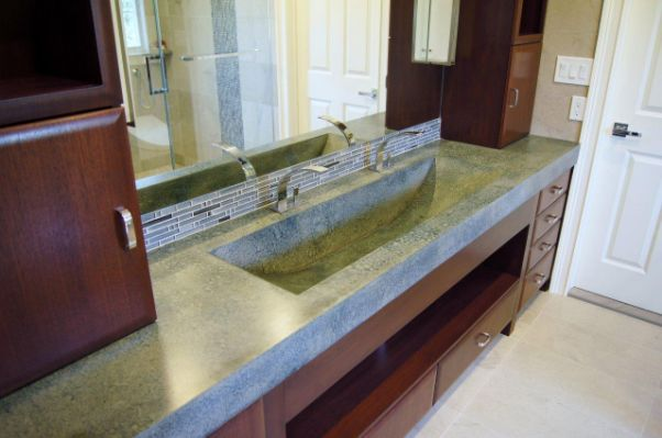 Concrete Countertops That Make