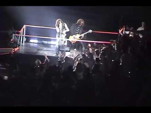 Aerosmith Providence 2005
