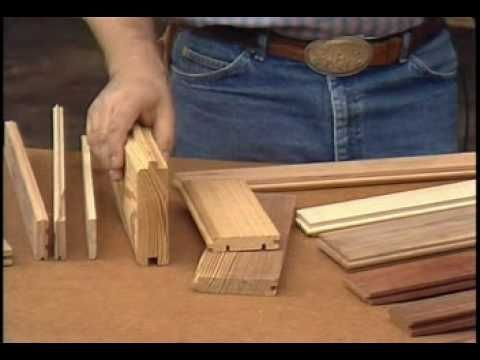"▶ Hardwood Flooring Types - Hardwood Floor Acclimating - ""Laying Hardwood Floors"" Part 1 of 8 - YouTube"