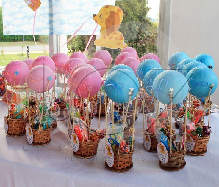 piñatas de globos aerostaticos - Buscar con Google