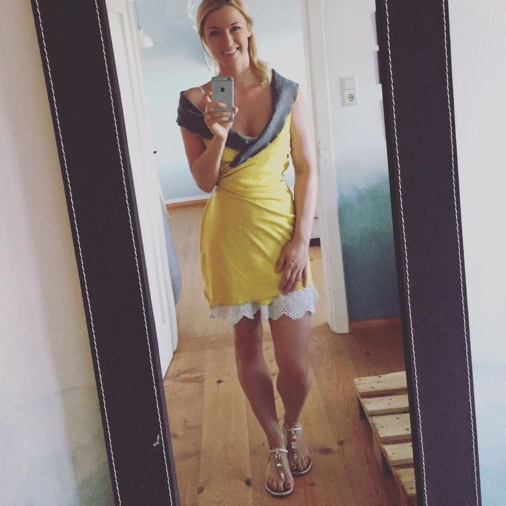 @res_aroundtheworld shows a beautiful style with our sunny-side-up KUKLA  #summertime #happyday