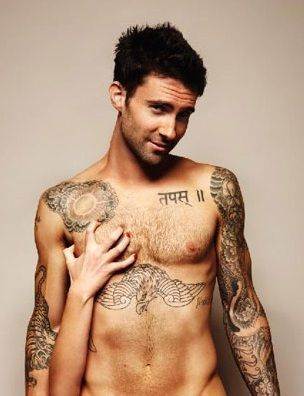 Adam Levine: Yoga Sculpts My Body & Is Investment in Happiness for the Rest of My Life #bropin