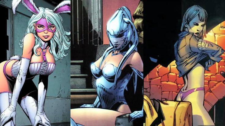Top 10 BATMAN Female Villains You Might Not Know