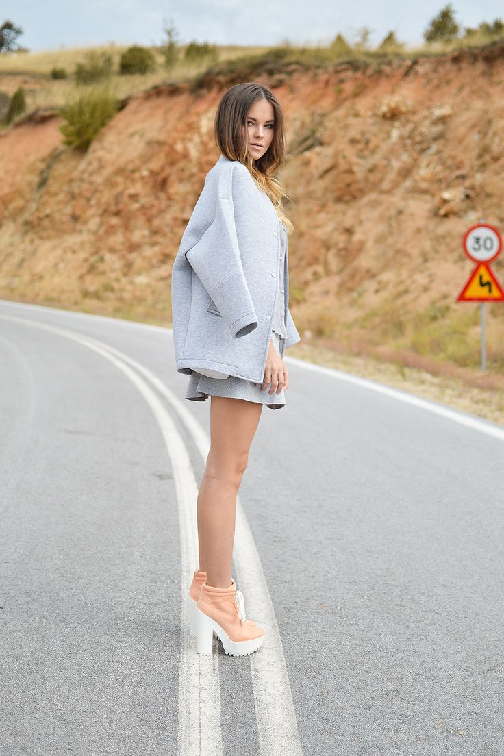 Groutfit Look on Shiny Honey Fashion Blog by Tamara Bellis