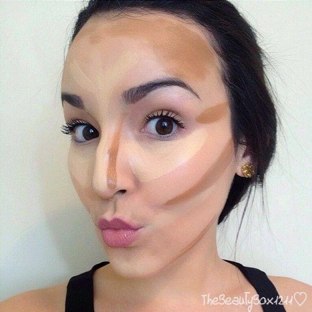 Amanda Ensing #contourtutorial #contouring #highlighting #makeup