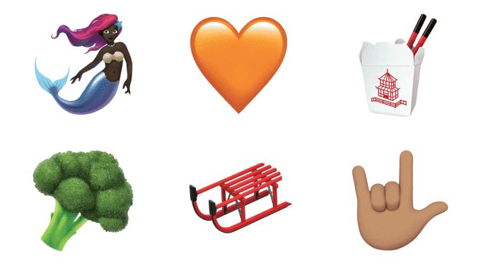 Apple releases iOS 11.1 with shiny new emojis