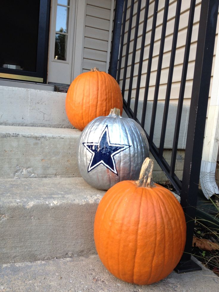 Pumpkin decoration idea!