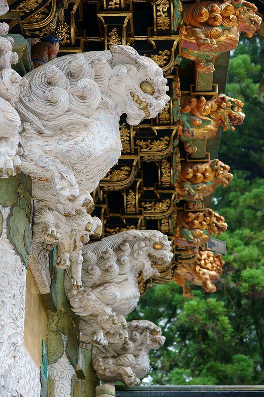 toshogu-shrine 120715-4@nikko | Hiroshi yoshida | Japan ...