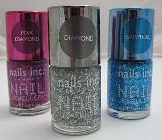 Nails Inc Nail Jewellery.