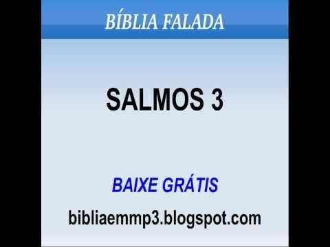BÍBLIA FALADA - SALMOS 3 - YouTube