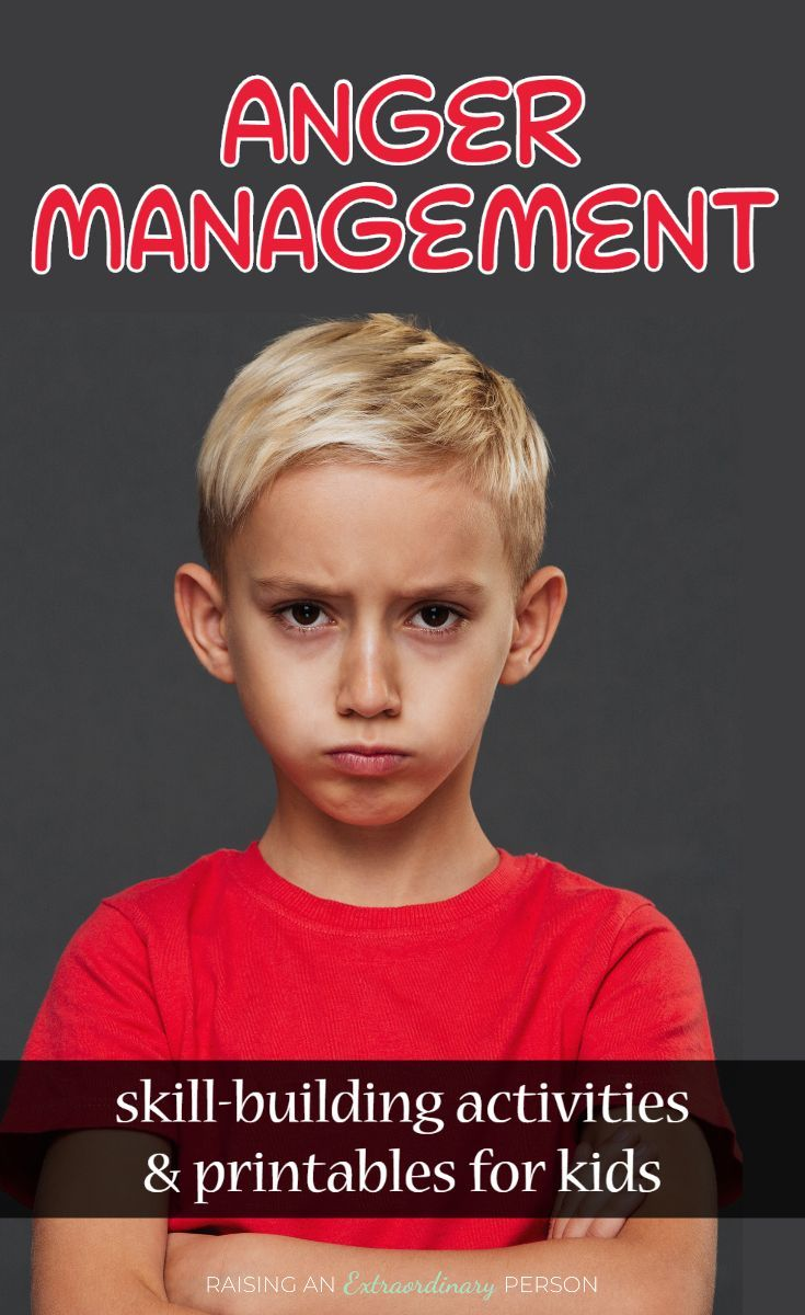 Kids Anger Management