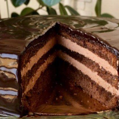 """Торт """"Прага"""" (Бабушкин Рецепт) Очень Вкусный и Сочный   Chocolate Cake """"Prague"""""""