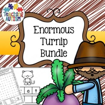Enormous Turnip Activity Bundle Task Cards, Fine Motor Skills, Worksheets, Counting Task Cards, Flash Cards, Story, Comprehension.  This download includes; * Counting Task Cards * Spelling and Handwriting Task Cards * Mazes * Fine Motor Skills Worksheets * Flashcard Story Bundle * Word Search Activities