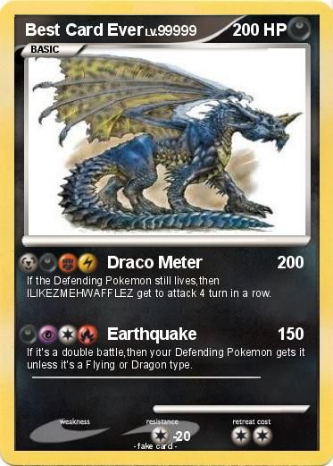 Best pokemon card ever pok mon best card ever 8 8 for Best cards for 2015
