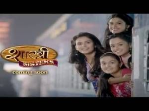 Shashtri Sisters 16th  December  2014 colors HD episode