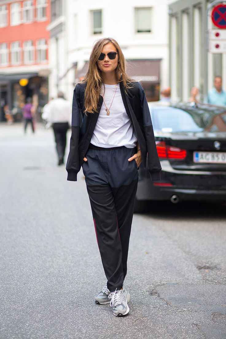 Scandinavian Standard: Copenhagen Fashion Week Spring 2015 Street Style