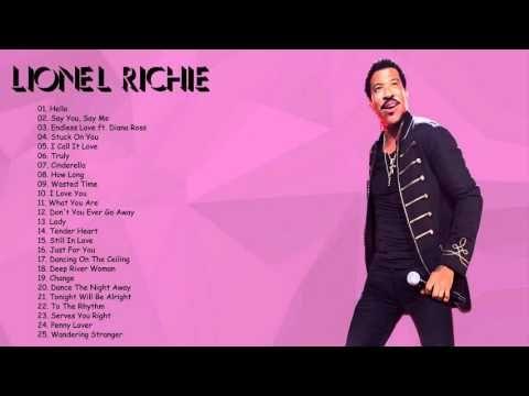 lionel richie full album free download