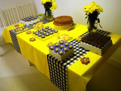 Toalhas de mesas para festas – Dicas – Inspire sua Festa ®