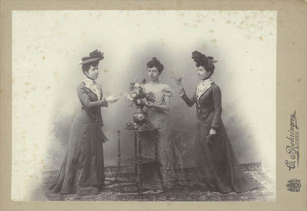 Αθήνα, 1890. Φωτογράφος Carl Boehringer © ELIA-MIET.