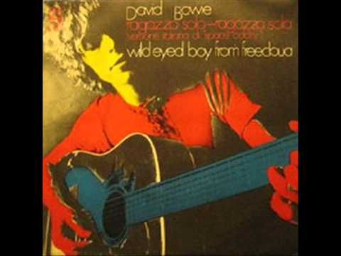 David Bowie - Ragazzo Solo, Ragazza Sola (1970) - YouTube