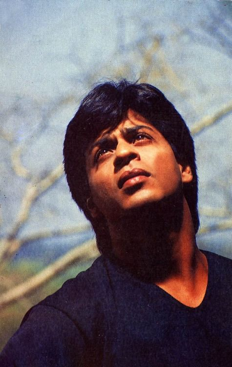 I feel like it is an SRK day today...